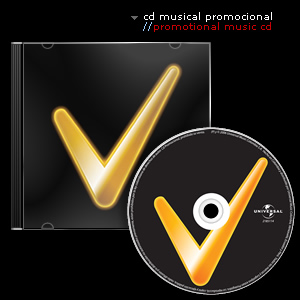 cd musical promocional//promotional cd